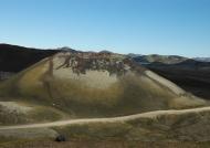 Landman… extinct volcano