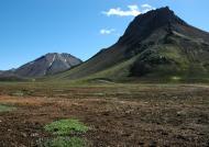 Landmannalaugar for trekking