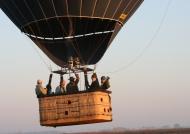 Zambia – Our Balloon Trip