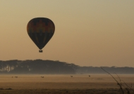 Zambia – Balloon from shumba