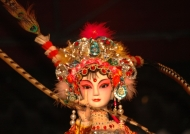 China Chengdu-Sichuan Opera