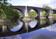 Scotland Bridge of the Stirling Battle