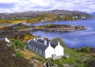 Scotland View from the bridge