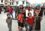 Peru  people in Lhasa