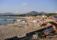 Beach of Porticcio