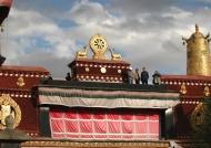 1st one built in Tibet
