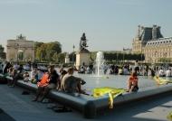 Welcoming Paris….