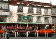 Lhasa – Downtown