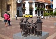 Plaza of San Pedro