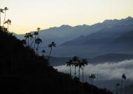 Sunrise San Lorenzo ridge