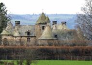 Auvergne – Cordès Castle
