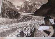 La «Mer de Glace» in 1920