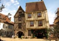 It's a medieval village