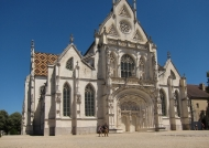 Façade of the church