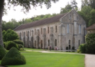 The forge of Fontenay Abbey