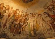 Frescoes – Tour de la Ligue
