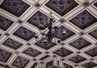 Ceiling of the Mercure Sevilla