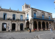 Old Havana – near cathedral