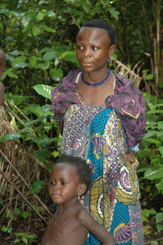 Uganda - Pygmies