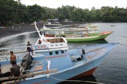 Batu Putih fishermen boats (3)
