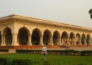 India AGRA Fort