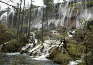 China Jiuzhaigou NP – Sichuan