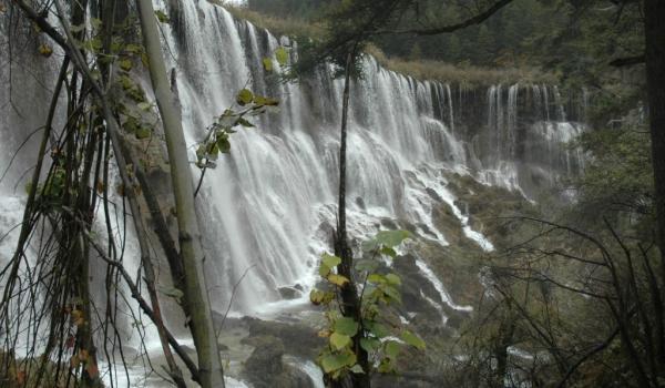 China Jiuzhaigou NP – Sichuan