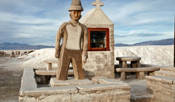 Salt Sculptures
