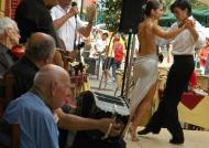 Tango a la Boca