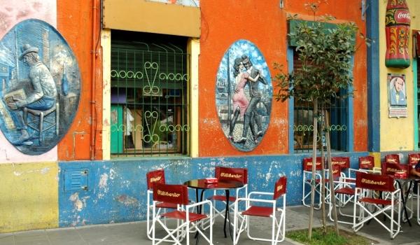 La Boca – Buenos Aires