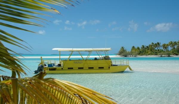 Aitutaki – boat Trip