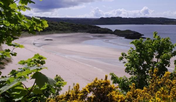 Scotland  Gairloch Beach