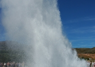 Strokkur Geyser Eruption
