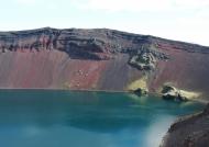Ljotipollur crater lake