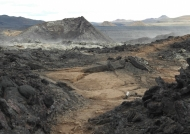 Myvatn Leirhnjukur lava field