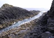 MULL Staffa Island – Basalt