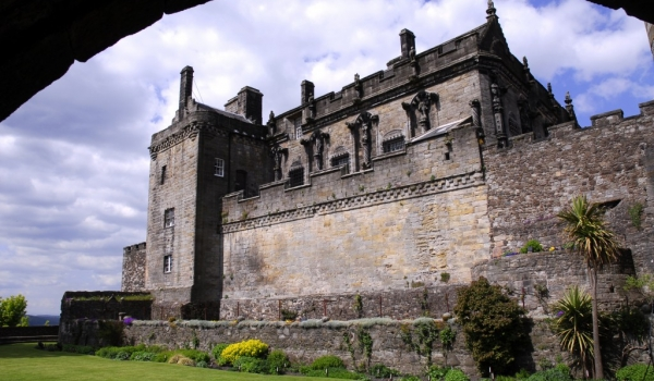 Scotland Stirling Castle
