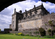Scotland Stirling Castle