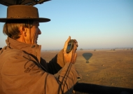 Zambia – Paul, our Balloon Pilot
