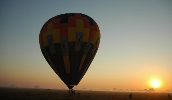 Zambia – Air Balloon trip