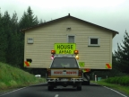 Funny House transport