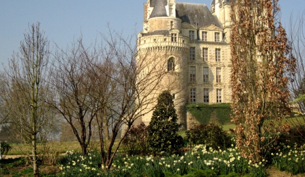 Brissac Castle (Anjou)