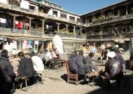 Contrasting Lhasa