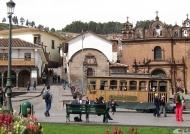Cusco Tramway