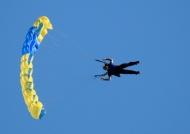 Parachute Acrobatics