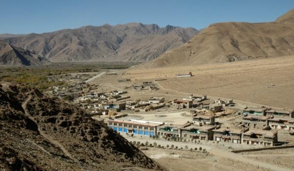 Yumbu Lhakhang