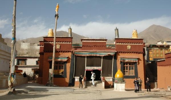 Giantse Temple