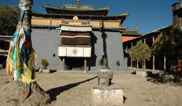 Shalu Temple