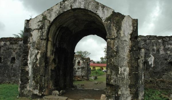 Fort of Portobelo