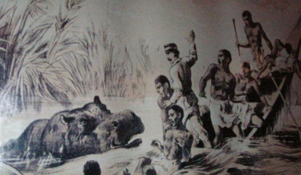 Livingstone in Uganda